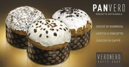 Panvero, panettone artigianale di Veronero disponibile al Veronero Caffè Shop di Bari