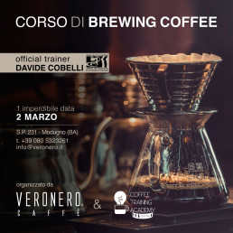 Corso di brewing coffee - 2 marzo 2017, Imbar