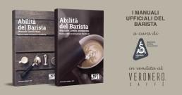 Abilità del barista, livello base o intermedio. Manuali ufficiali SCA - Veronero