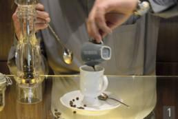 Ricetta Jamaica special Veronero® - Preparazione, step 01: preparare il caffè.