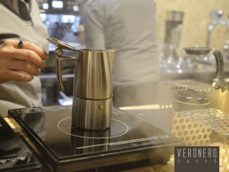 Veronero® Caffè alla fiera Levante Prof 2017